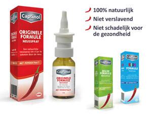 Advertentie Capsinol | Promotie – 92×129