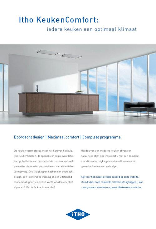 Advertentie Itho Keukencomfort | Van der Valk - 127x186