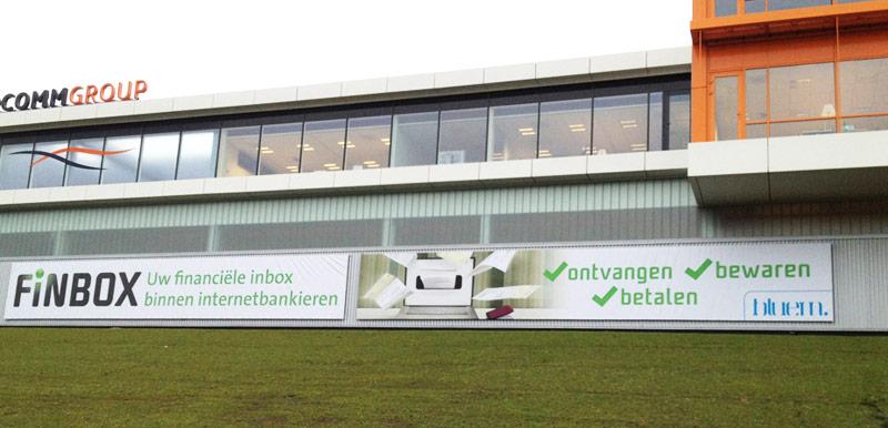 Banner Bluem | SnelwegbannerFINBOX - 31600x3100