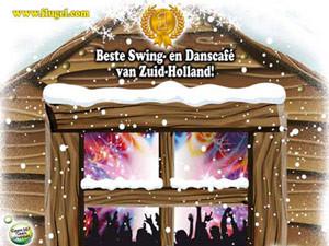 Banner Flügel | Discotheek Spetters Zoetermeer