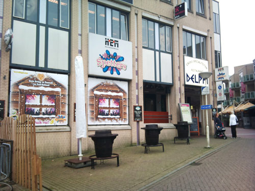 Banner Flügel | Discotheek Spetters Zoetermeer 2