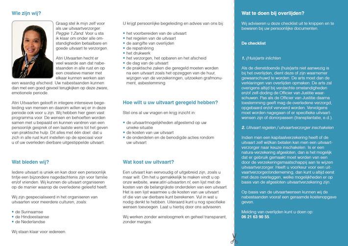 Folder Atiri Uitvaarten | Informatie - drieluik 297x210 2