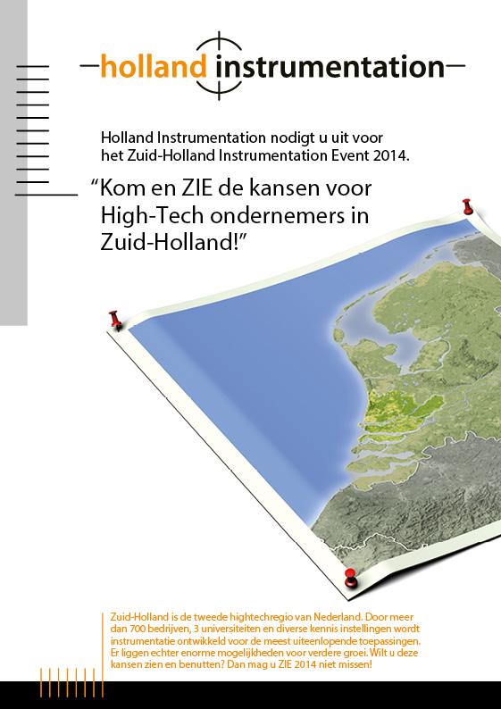 Folder Holland Instrumentation | Uitnodiging ZIE2014 - 1