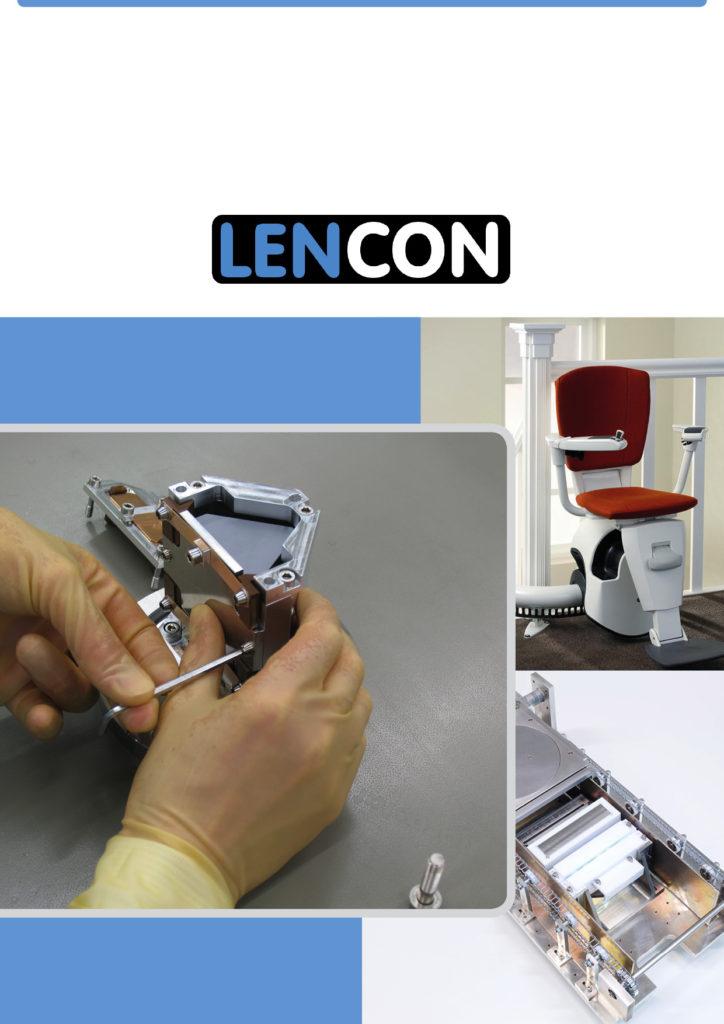 Folder Lencon | Informatie - gevouwen 420x297 1