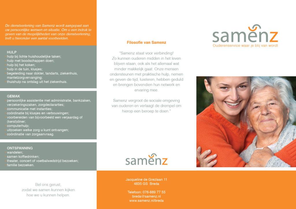 Folder Samenz | Informatie - drieluik 297x210 1