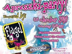 Poster Flügel | Snowworld Landgraaf – 297×420