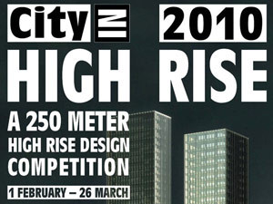Poster TU Delft | High Rise Design Competition 2010 – 350×800