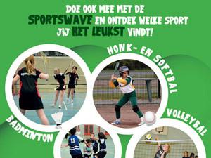 Poster Volleybalvereniging Sovicos | SportsWaVe – 420×594