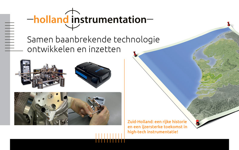 Wand Holland Instrumentation | Doek ZIE2013 - 3570x2250