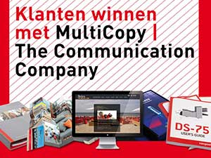 Multicopy M4 pagina-opmaak in opdracht van studio DIN